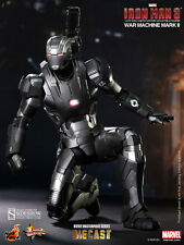 Iron Man 3 MMS Diecast Action Figure 1/6 War Machine Mark II 30 cm Hot Toys