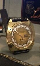Gold Plated Seashark Monza GT by Lucien Piccard - GREAT CONDITION!