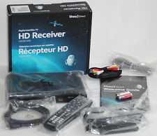 NEW Shaw Direct HDDSR600 Digital Satellite TV HD Receiver HDDSR 600
