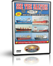 See the Salties Volume 1 – 54 Ocean Freighters on Great Lakes - Plets Express