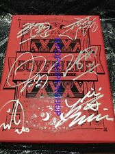 Boyfriend Mini Album Vol. 3 - Witch Autographed Signed Promo CD Great Cond.