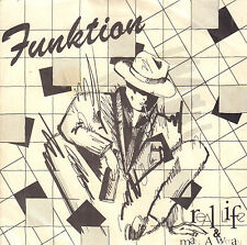 "FUNKTION - Real Life (1984 NEDERPOP/FUNK VINYL SINGLE 7"")"