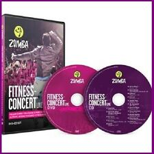 Zumba Fitness Concert Live DVD/CD