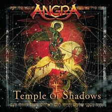 Temple of Shadows by Angra (CD, Jan-2005, Steamhammer)