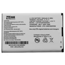 OEM ZTE 4G Mobile HotSpot Battery Li3715T42P3h654251 1500mAh Original Genuine