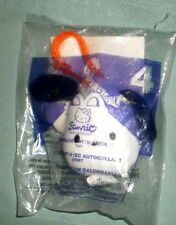 2001 MCDONALD'S HAPPY MEAL TOY SANRIO POCHOCCO TOY' NO.#4 MIB