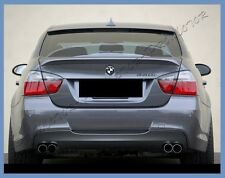 Pick Color 06-11 BMW E90 3 Series Sedan OE Trunk Spoiler Wing 328i 330i 335i M3