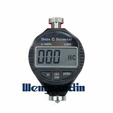 Brand New Digital Shore Durometer Type C Rubber Tire Hardness Tester Meter