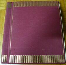 OLYMPIADE OLYMPICS 1968 Sammlung mit guten Ausgaben ** MNH Falzlos + Binder