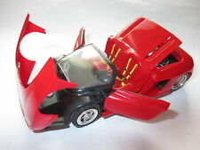 Ferrari Mythos Prototyp Show Car in rot rouge rosso roja red, Revell in 1:43!