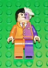 LEGO 6864 - SUPER HEROES - BATMAN / TWO FACE - MINIFIG / MINIFIGURE