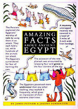 Amazing Facts About Ancient Egypt by James Putnam (Hardback, 1994)