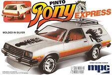 MPC 1979 FORD PINTO Pony Express wagon 1/25 Model Car Mountain Fs