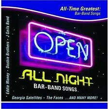 OPEN ALL NIGHT-ALL TIME G  CD NEU  FACES/LOS LOBOS/EDDIE MONEY/+