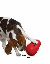Kong Wobbler Dog Food and Treat Dispenser, Dog Toy, Small size