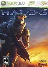 Halo 3 (Microsoft Xbox 360, 2007) GOOD