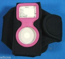 Jensen Mobility Apple iPod Nano 2nd Gen Armband Case Pink NEW no box JP1122
