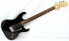 Washburn X Series S/S/H electric Guitar Black