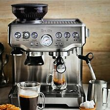 Espresso Coffee Machine Maker Barista Express Automatic Stainless Steel New
