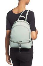 MICHAEL KORS Rhea Celadon Mint Green Medium Backpack Bag