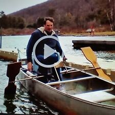Canoe Accessory Paddle Boat Conversion Kit