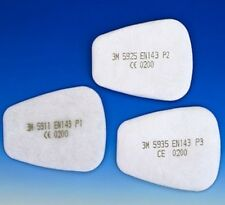 1 Pair of 3M 5911 / P1 Particulate Filters