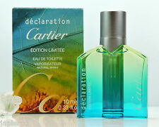 Cartier Declaration Edition Miniatur EDT Spray 10 ml Eau de Toilette
