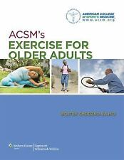 NEW - ACSM's Exercise for Older Adults