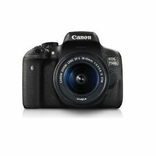 New Canon EOS 750D Kit EF-S18-55mm IS STM DSLR Camera, Canon BAG !!