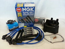 2000-20002 Honda Accord LX EX 2.3L 4cyl Tune Up Kit (NGK V-Power) #4