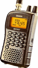 Handheld SCANNER UNIDEN UBC72XLT 100CH 25-512MHZ WITH GAPS