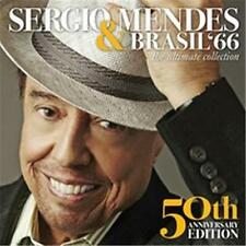 SERGIO MENDES & BRAZIL '66 ULTIMATE COLLECTION 50th Anniversary Edition CD NEW