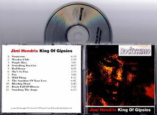 JIMI HENDRIX - King Of Gipsies Rockyssimo  CD New VERY RARE