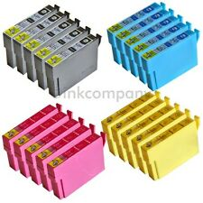 20 kompatible Druckerpatronen für Drucker Epson S22 SX230 SX440W SX125
