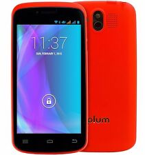 "Cheap 4"" Unlocked Smart Cell Phones Android GSM ATT Tmobile MetroPCS Z403Red"