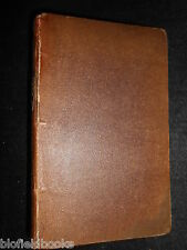 A Sentimental Journey Through France and Italy by Laurence Sterne, c1850 - Rare