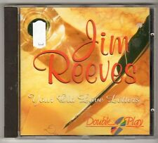 (GL770) Jim Reeves, Your Old Love Letters - CD