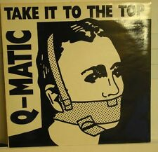 Q-Matic - Take It To The Top, Maxi