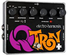 EHX Electro Harmonix Q-Tron+ Plus, QTron+,Brand New In Box, Free Global Shipping