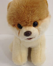 "GUND Pomeranian Boo World's Cutest Dog-Standing Sitting 4029715 Puppy 9"" Plush"