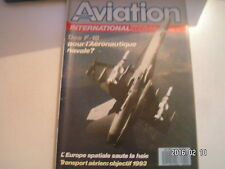 **b Aviation international magazine n°951 Bromon BR-2000 / Option Double zéro