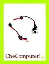 DC POWER JACK FOR DELL MINI 9 MINI 10 1010 1011 1012 WITH CABLE