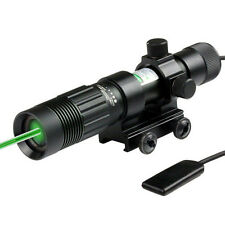 Hot Sale Green Laser Sight Weaver Mount for Pistol Handgun Hunting Flashlight