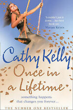 Once In A Lifetime by Cathy Kelly paperback book