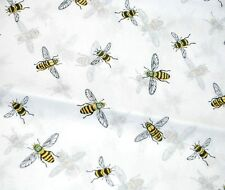 BUMBLE BEE Design - Tissue Paper / Gift Wrap  - 10 large sheets