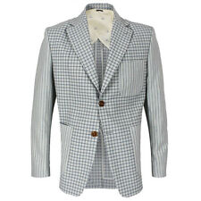 Vivienne Westwood MAN Patchwork Blazer. Size: 54(UK44) - RRP: £565 NEW WITH TAGS
