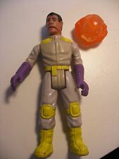 Kenner 1986 The Real GHOSTBUSTERS SOS Fantomes WINSTON ZEDDEMORE incomplet
