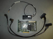 Dell Poweredge R710 PERC 6i RAID Card/Controller with Battery/Cables T954J