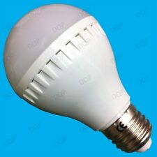 6W LED GLS Globe Low Energy 6500K Daylight White Light Bulb, Screw ES E27 Lamp