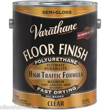 2 Gal Varathane Premium Oil-Based Clear Polyurethane Wood Floor Finish 130131